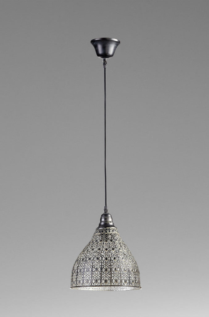 York One Light Pendant design by Cyan Design