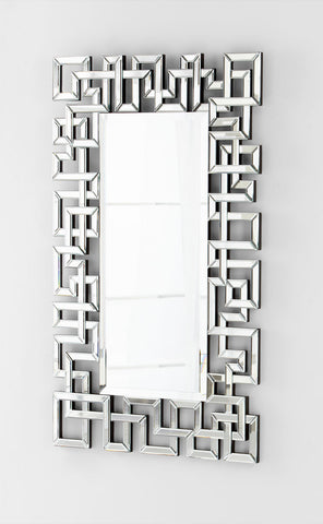 Psara Mirror design by Cyan Design