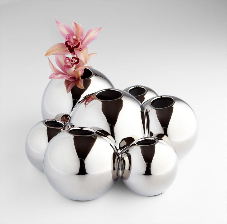 Bubbles Vase design by Cyan Design