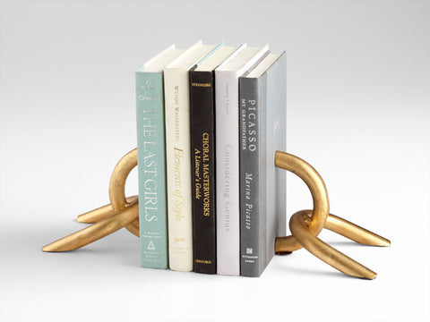 Goldi Locks Bookends design by Cyan Design