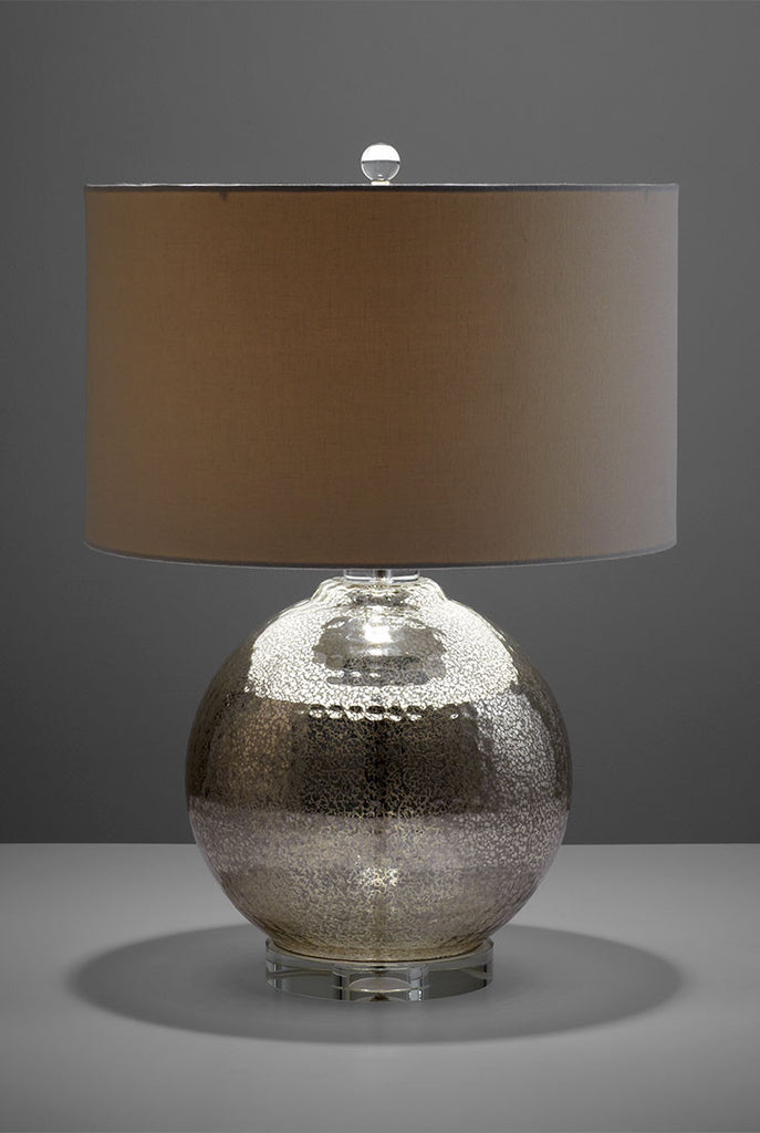Hammered Reflections Table Lamp design by Cyan Design