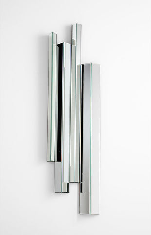 Skyscraper Mirror design by Cyan Design
