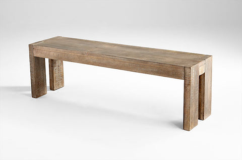 Segvoia Bench design by Cyan Design