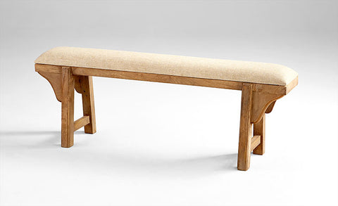 Gable Bench design by Cyan Design