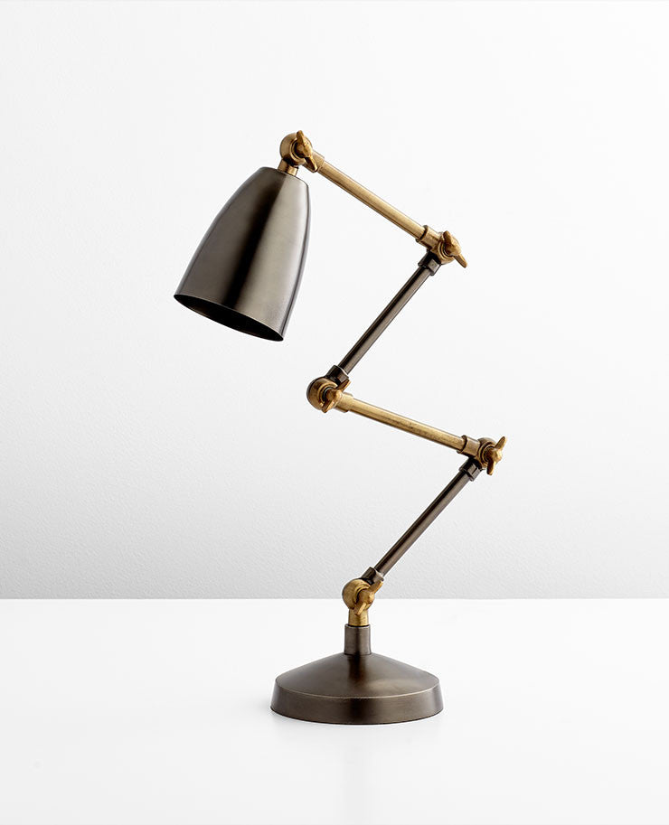 Angleton Desk Lamp design by Cyan Design