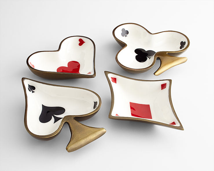 Heart Trays design by Cyan Design