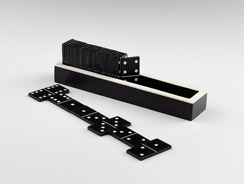 Dominoes design by Cyan Design