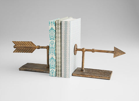 Archer Bookends design by Cyan Design
