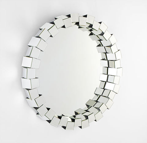 Kuberick Mirror design by Cyan Design