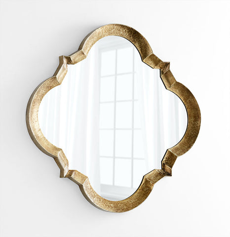 Parnel Mirror design by Cyan Design