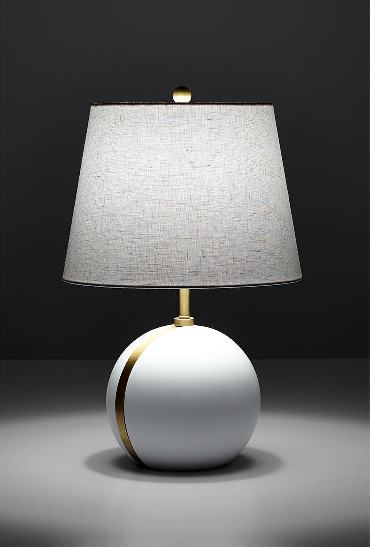 Captivating Snow Moon Table Lamp Design By Cyan Design