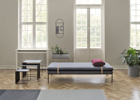 Turn Daybed in Various Colors & Materials design by Ferm Living