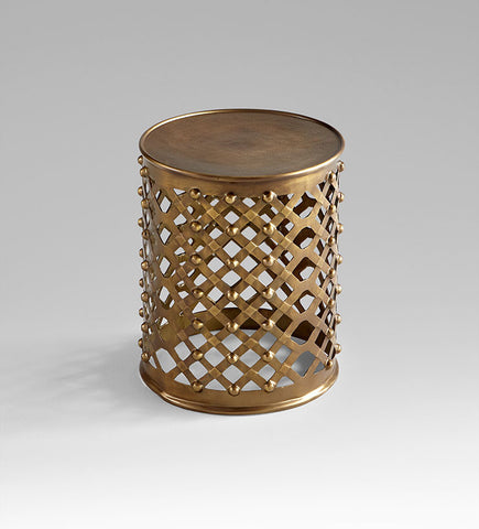 Alden Side Table design by Cyan Design