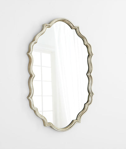 Look At You Mirror design by Cyan Design