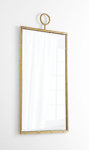 Golden Image Mirror design by Cyan Design