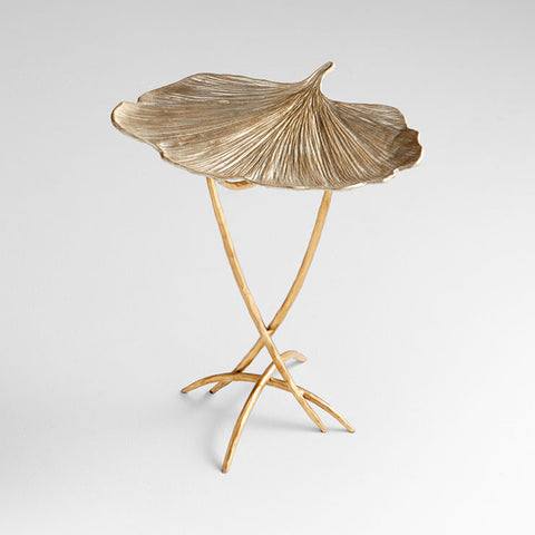Fantasia Frond Table design by Cyan Design