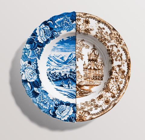 Hybrid Sofronia Porcelain Soup Bowl design by Seletti