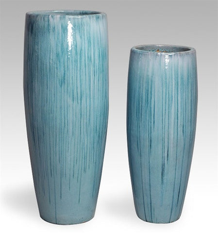 Cigar Jars in Turquoise design by Emissary