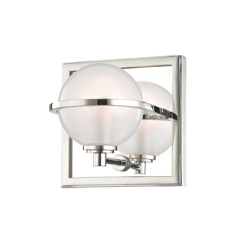 Axiom 1 Light Bath Bracket by Hudson Valley Lighting