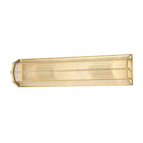 Wembley 4 Light Wall Sconce by Hudson Valley