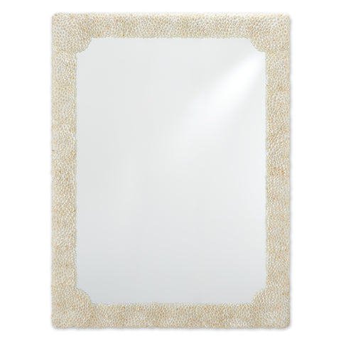 Leena Wall Mirror in Various Sizes design by Currey & Company