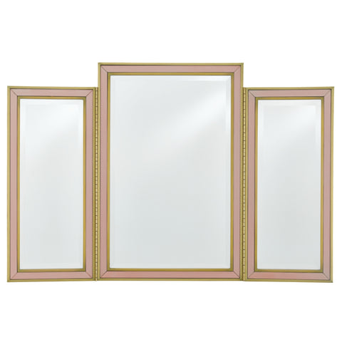 Arden Vanity Mirror design by Currey & Company