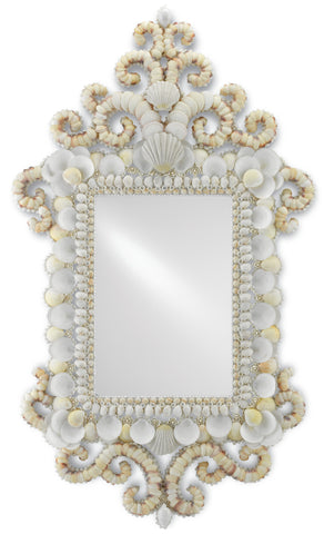 Cecilia Mirror design by Currey & Company