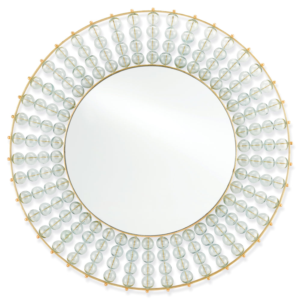 Calais Mirror design by Currey & Company