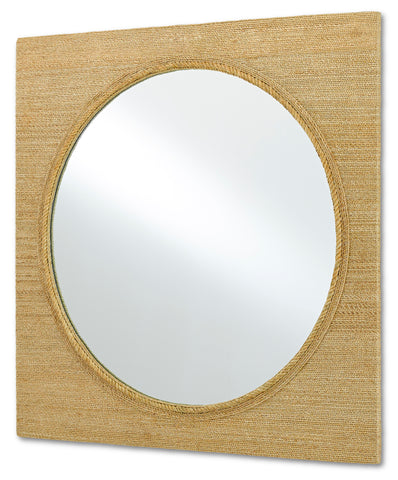 Tisbury Large Mirror by Currey & Company