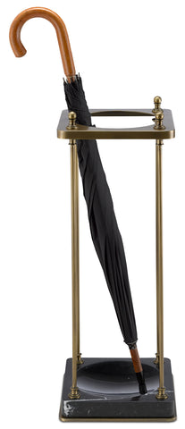 Barton Umbrella Stand by Currey & Company