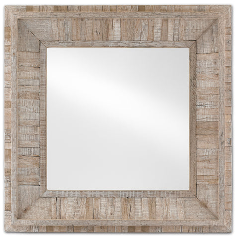 Kanor Square Mirror in Various Sizes Flatshot Image