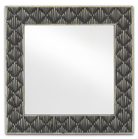 Davos Mirror in Various Sizes Flatshot Image