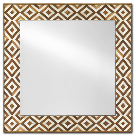 Persian Mirror in Various Sizes Flatshot Image
