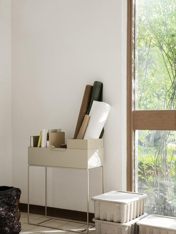 Plant Box Divider in Cashmere by Ferm Living