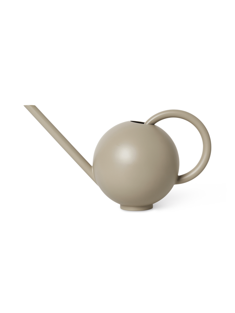 Orb Watering Can in Cashmere by Ferm Living