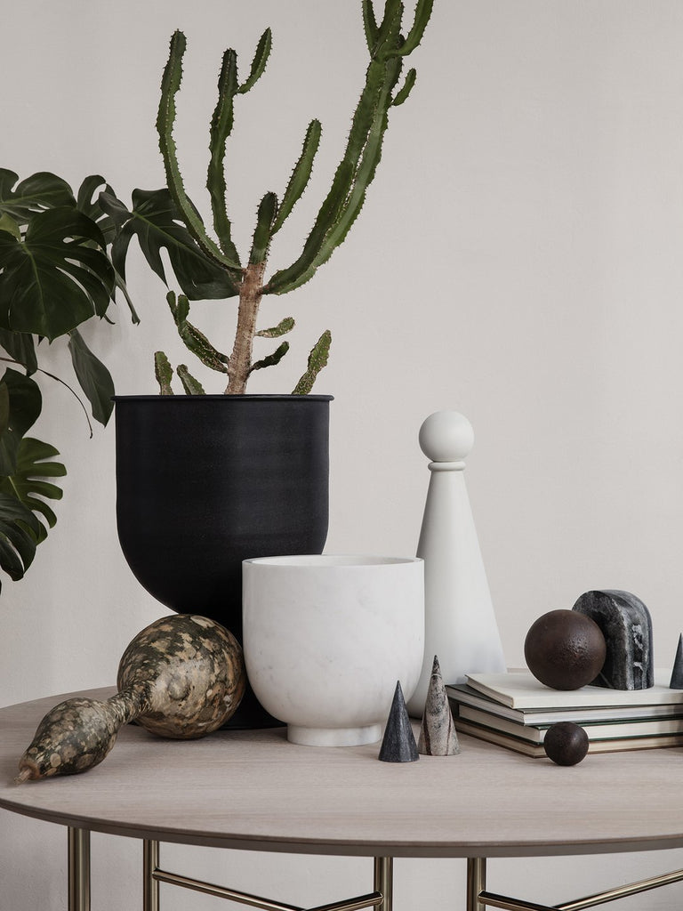Hourglass Plant Pot by Ferm Living