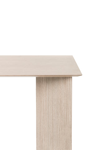 Mingle Table Top in Natural Veneer 135 cm by Ferm Living