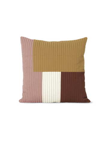 Shay Quilt Cushion in Various Colors & Sizes by Ferm Living