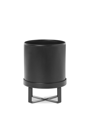 Small Bau Pot in Black