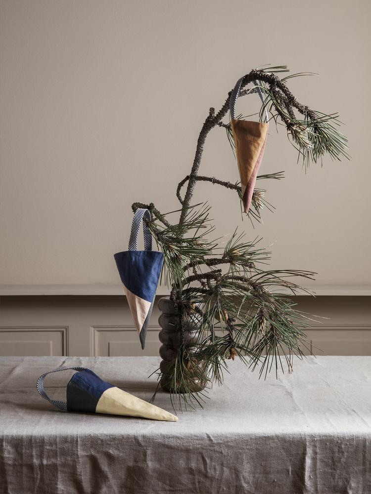 Shay Christmas Cones by Ferm Living