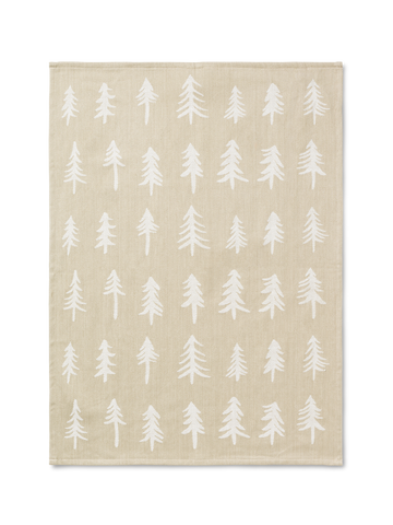 Christmas Tea Towel in Various Colors by Ferm Living