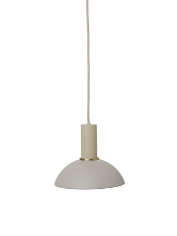 Hoop Shade in Light Grey by Ferm Living