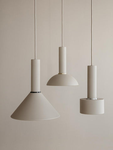 Disc Shade in Cashmere by Ferm Living