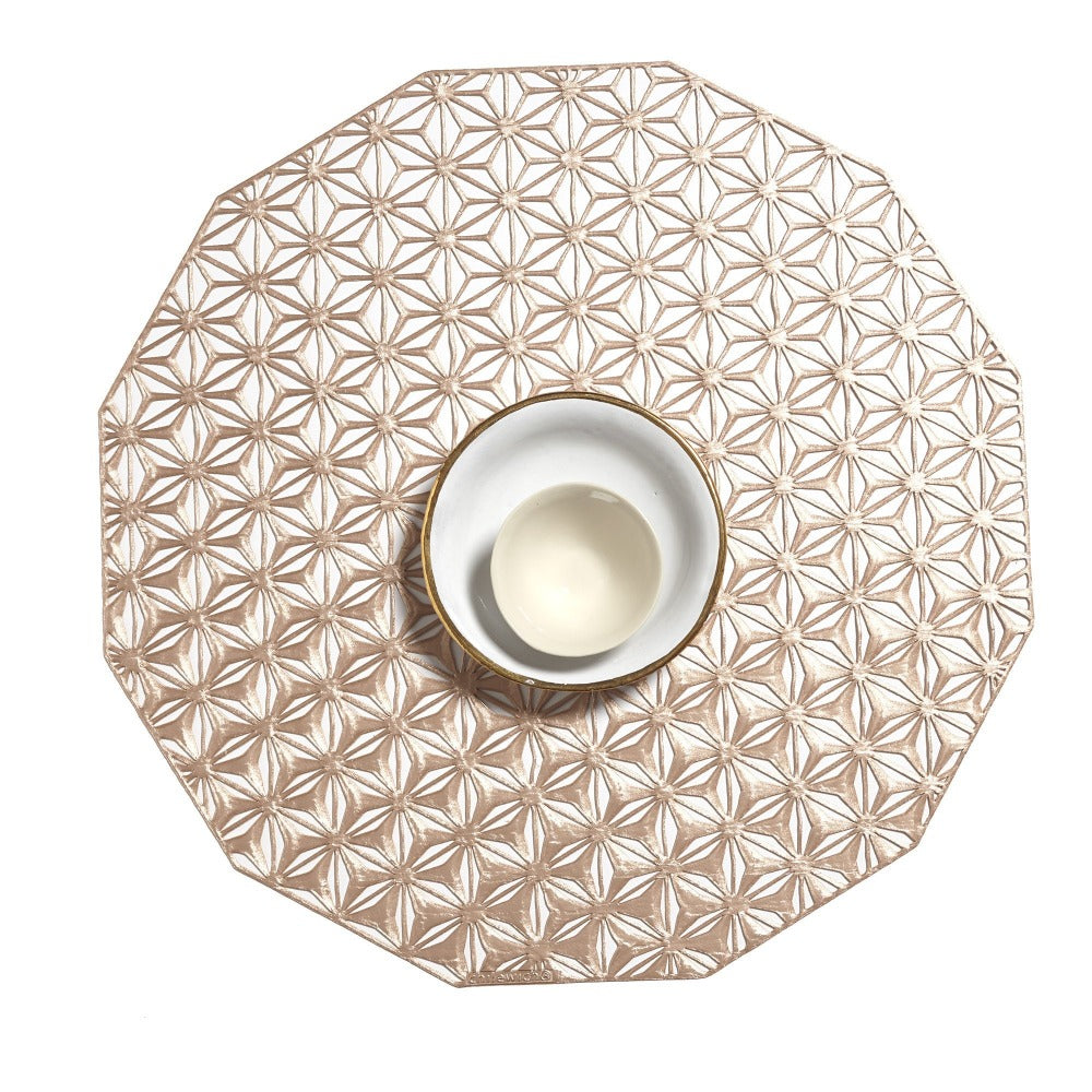 Kaleidoscope Placemat by Chilewich