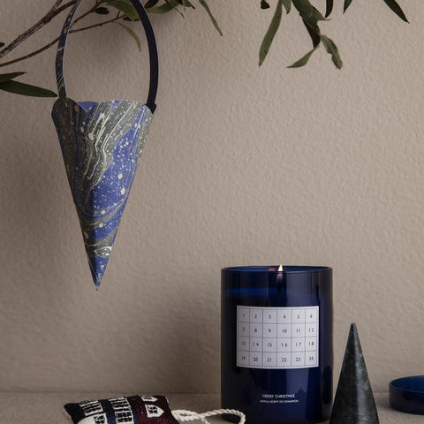 Copenhagen Embroidered Ornaments - Nyhavn by Ferm Living by Ferm Living