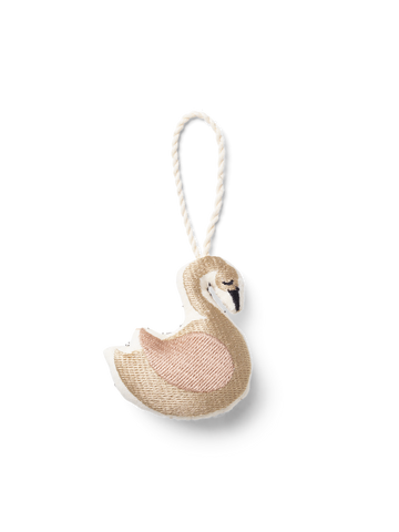 Swan Ornament by Ferm Living