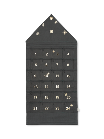 Star Christmas Calendar by Ferm Living