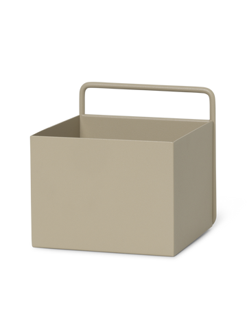Wall Box Square in Cashmere by Ferm Living