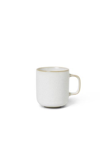 Sekki Mug in Cream by Ferm Living