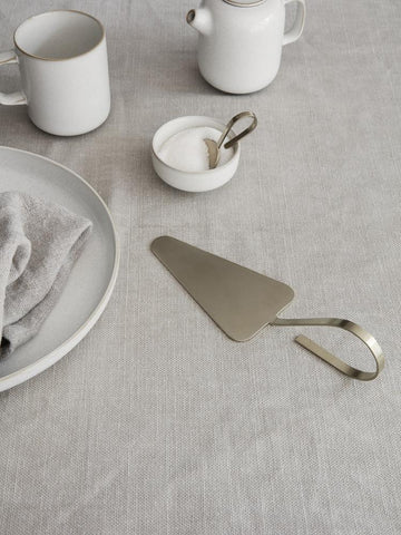 Sekki Salt Jar in Cream by Ferm Living